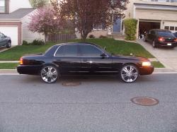 TuxedoCrownVics 2001 Ford Crown Victoria