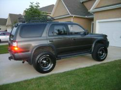 franthetanks 1997 Toyota 4Runner
