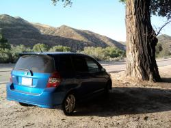 nibstar 2008 Honda Fit