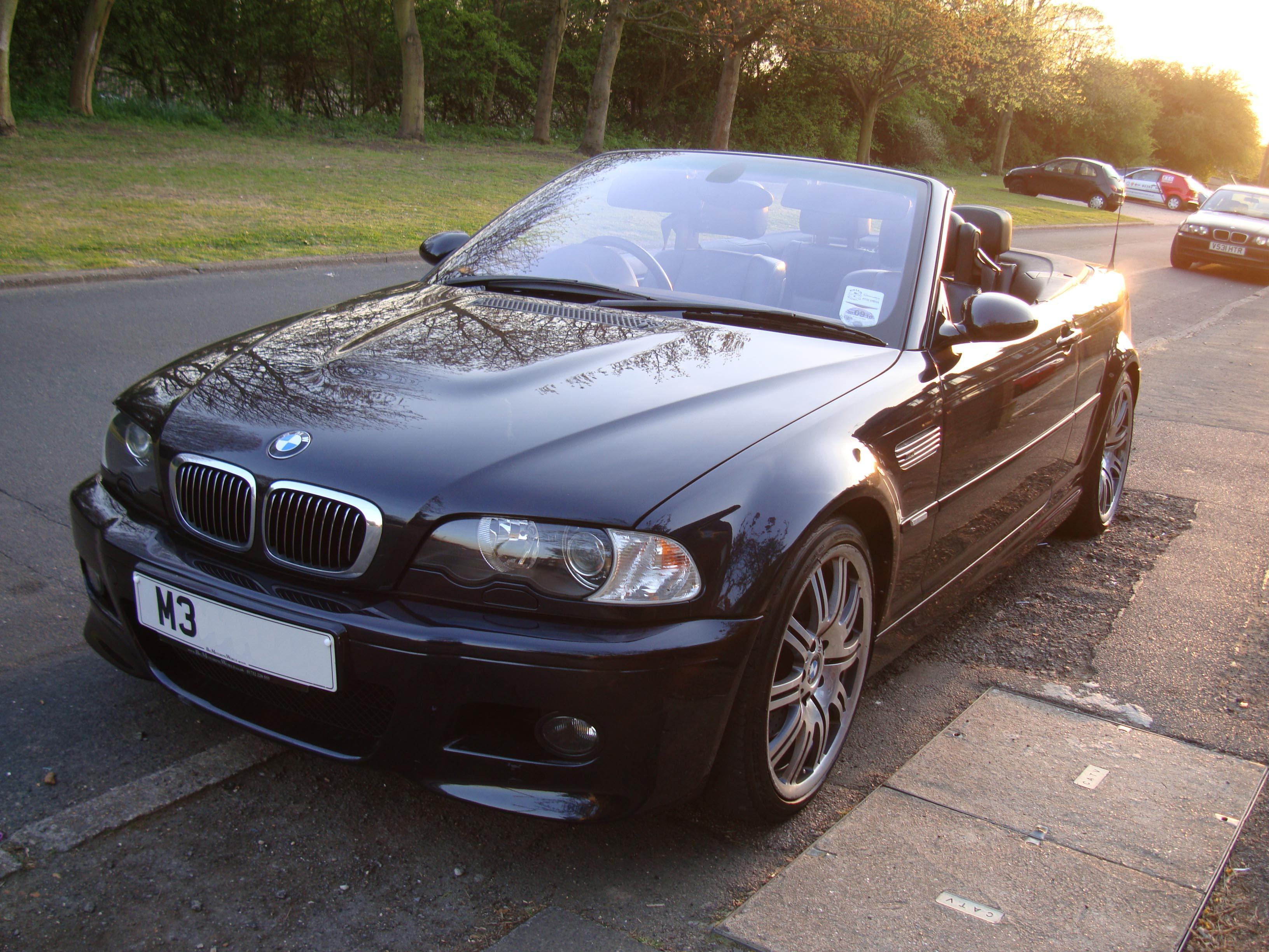 Another Lukethecypriot 2004 BMW M3 post... - 14436462