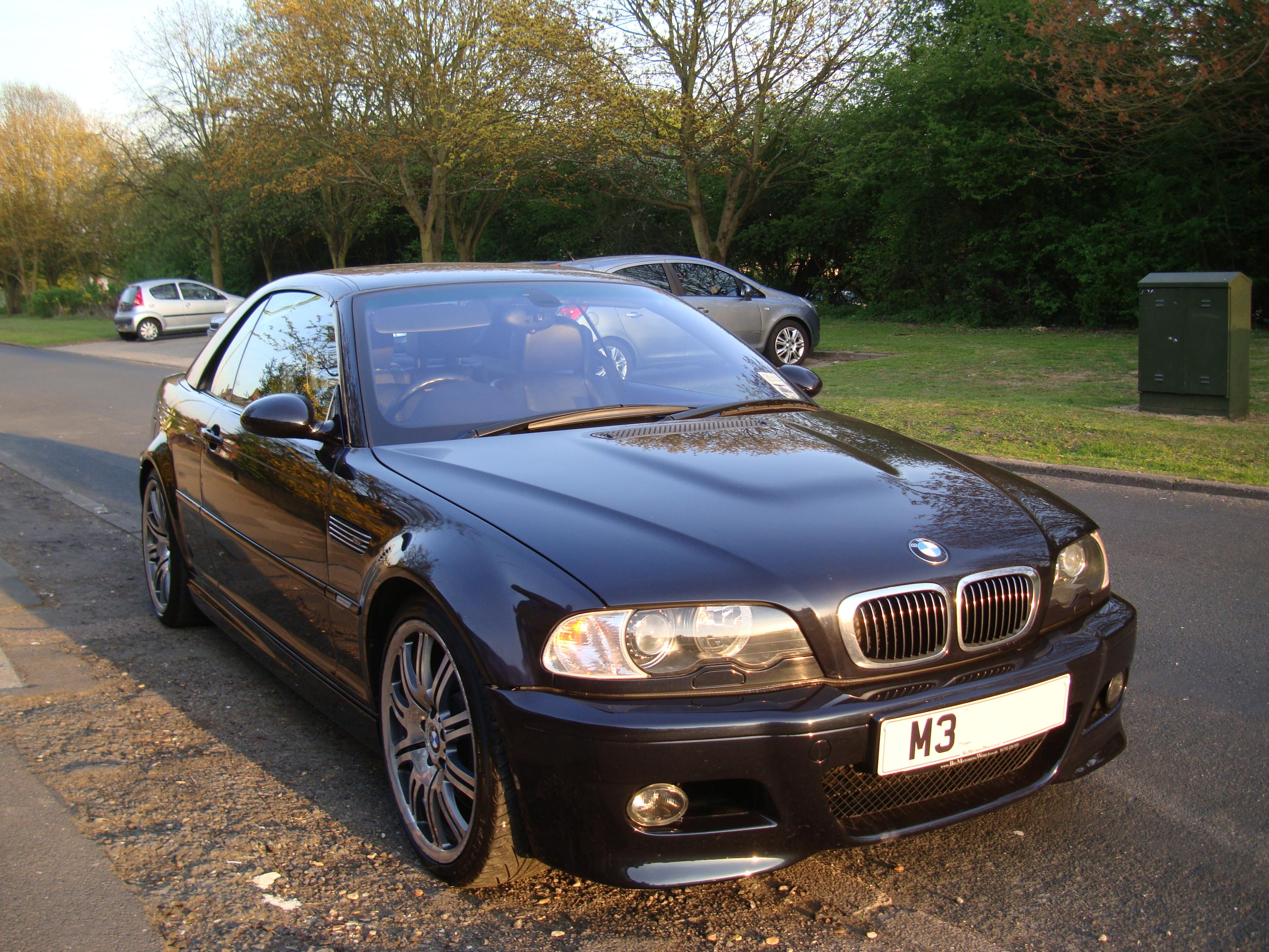 Another Lukethecypriot 2004 BMW M3 post... - 14436463
