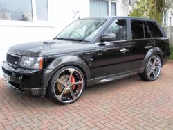 RimcityUks 2009 Land Rover Range Rover Sport