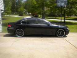 Thebeast1123s 2002 BMW 7 Series