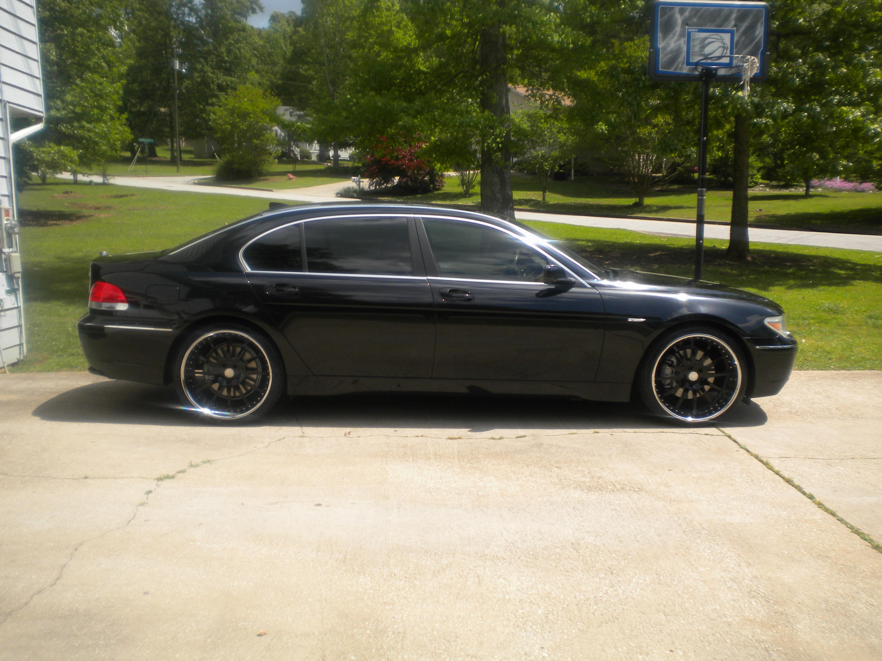 Thebeast1123 2002 BMW 7 Series
