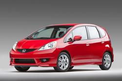 MPGRicers 2009 Honda Fit