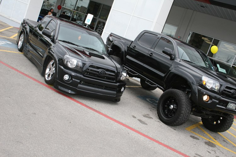 Toyota Tacoma Lifted Trucks. for specs on the lifted truck: