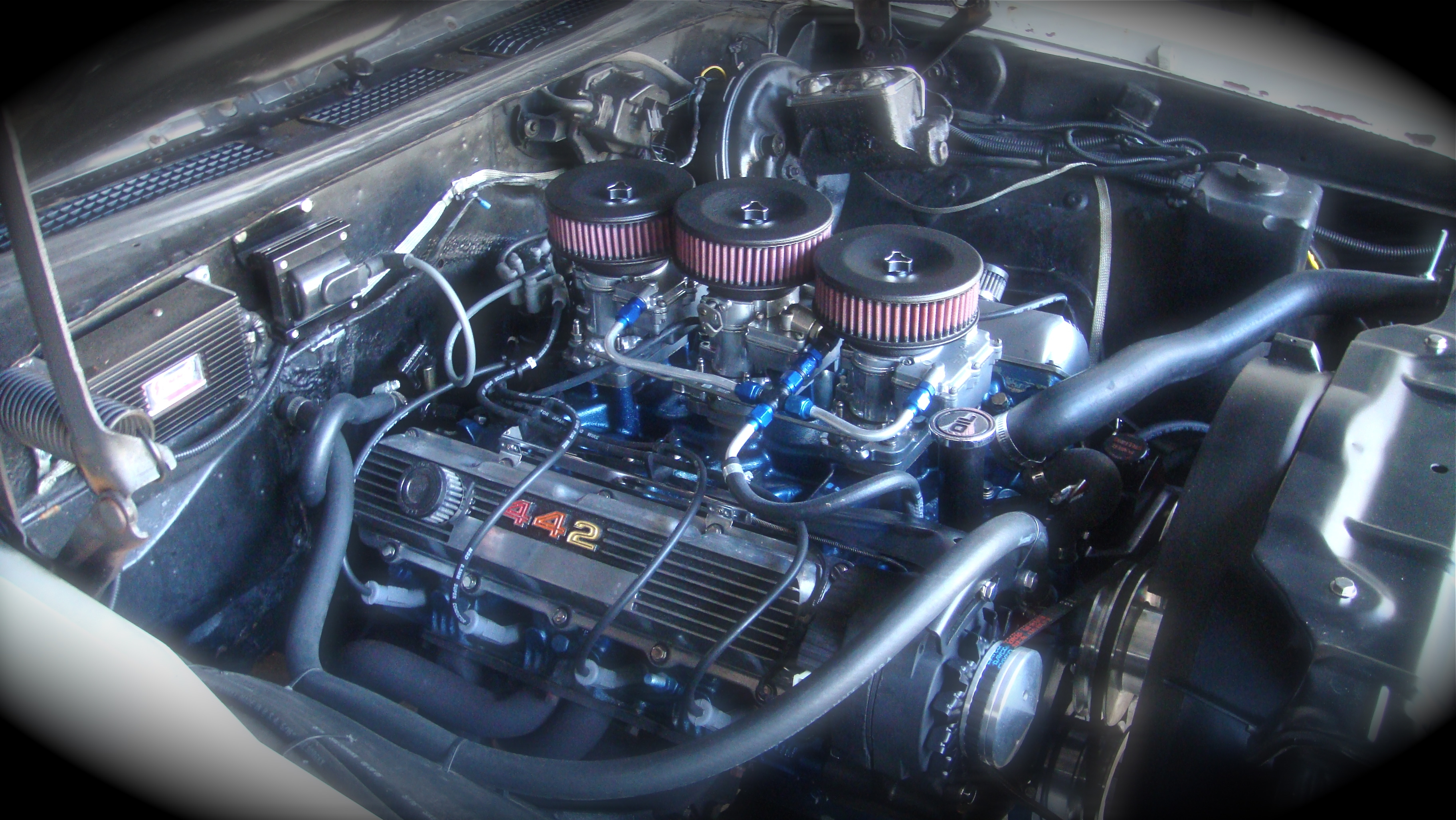 Another Toyaholic 1969 Oldsmobile 442 post... - 14439169