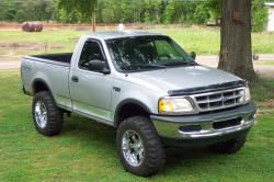 Claytonpalmer77s 1998 Ford F150 Regular Cab