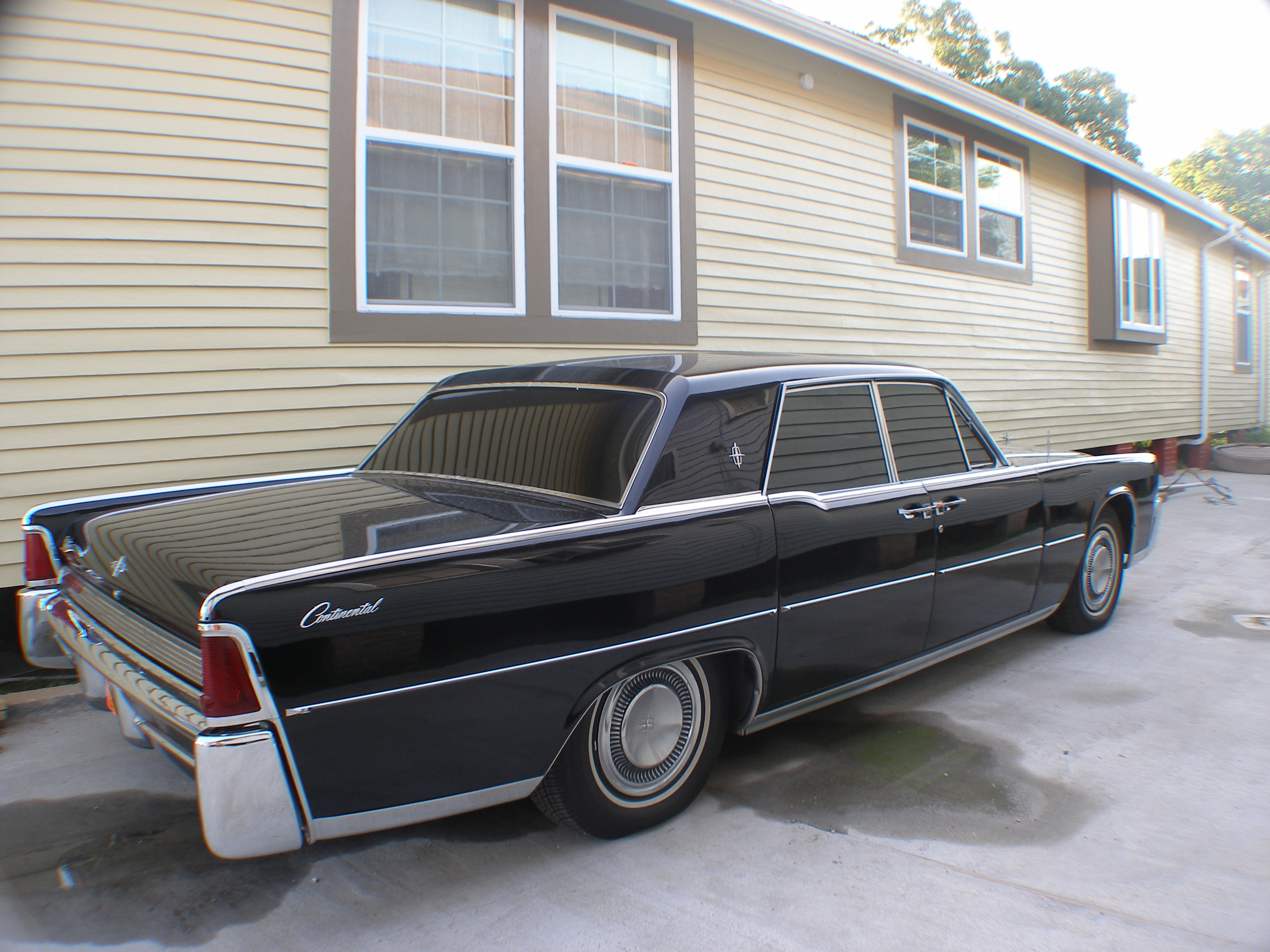 doctorcliff 1964 Lincoln Continental 14439488