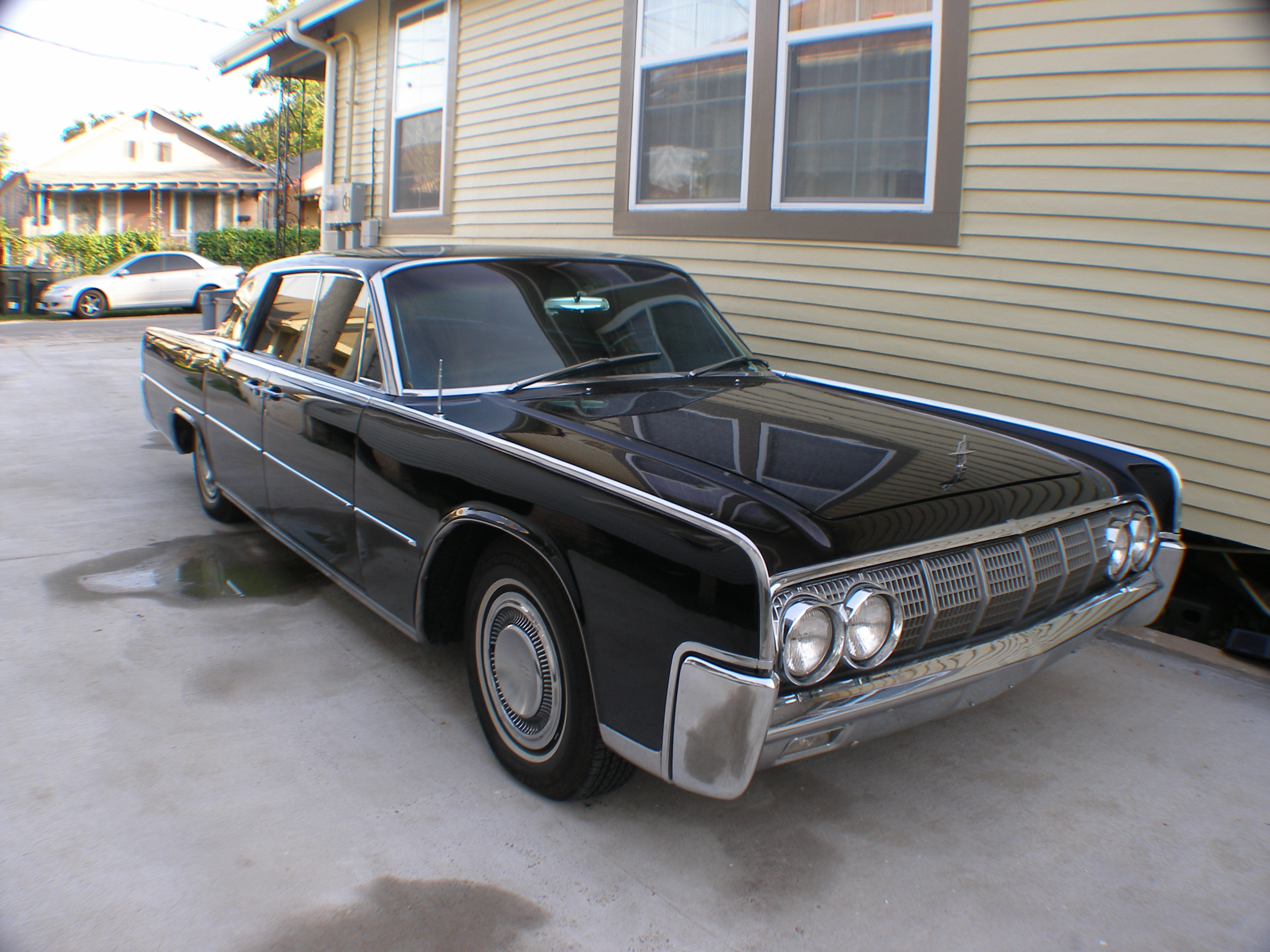 doctorcliff 1964 Lincoln Continental 14439489