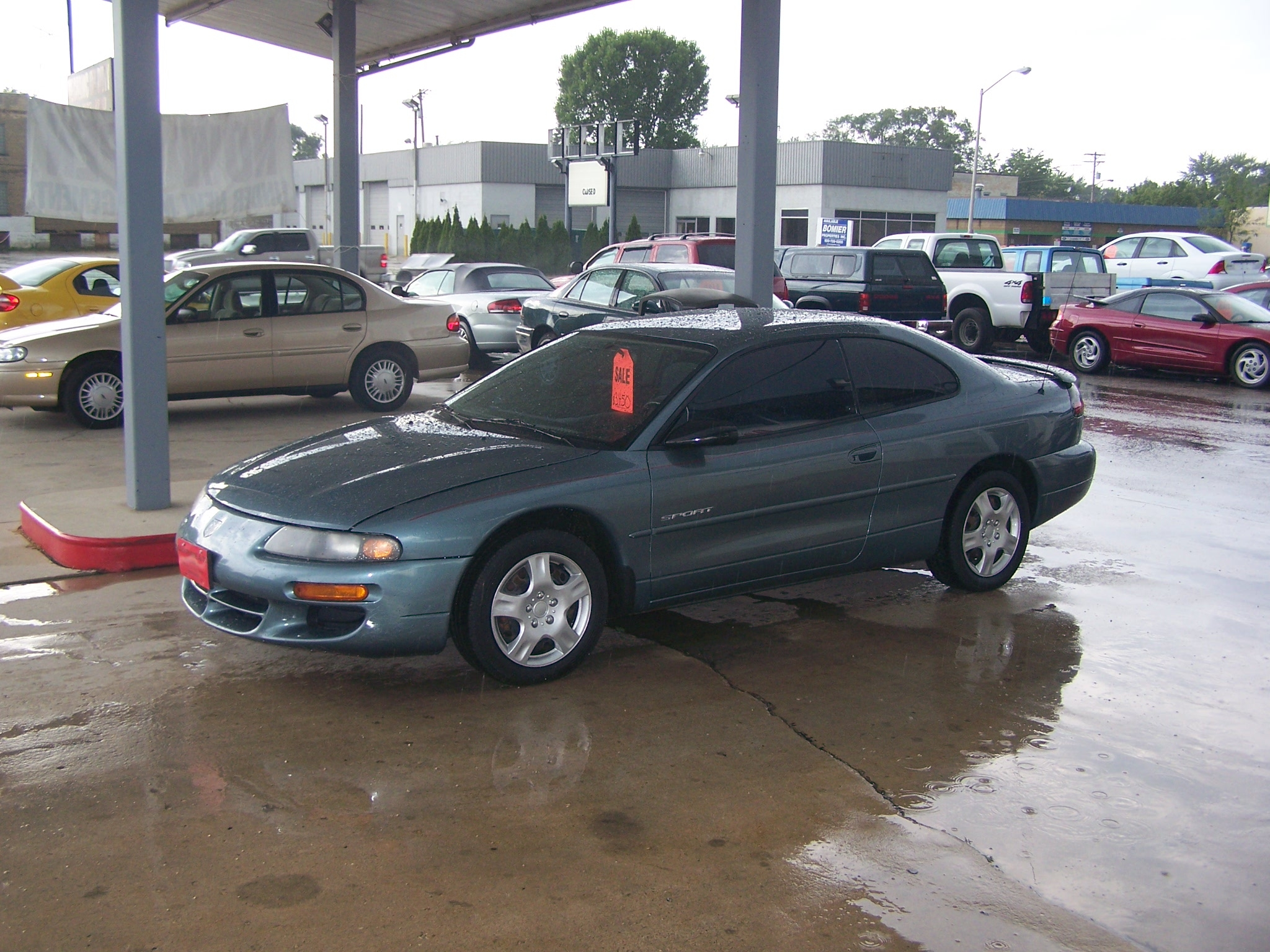 wiavenger 39 s 1999 dodge avenger coupe 2d in new holstein wi. Black Bedroom Furniture Sets. Home Design Ideas