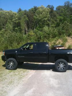 lisk123s 2007 Chevrolet Silverado 1500 Crew Cab