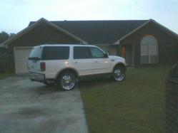 Andwanes 1999 Ford Expedition