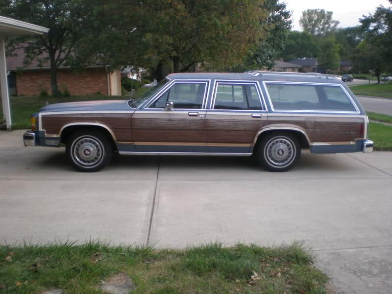 92SSEi 1986 Ford Country Squire