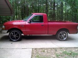 AaronxStricklands 1999 Ford Ranger Regular Cab