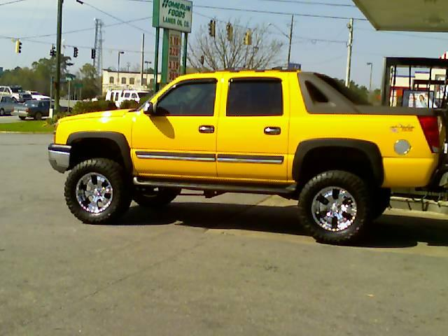 a1varez 2003 chevrolet avalanche specs photos modification info at cardomain. Black Bedroom Furniture Sets. Home Design Ideas