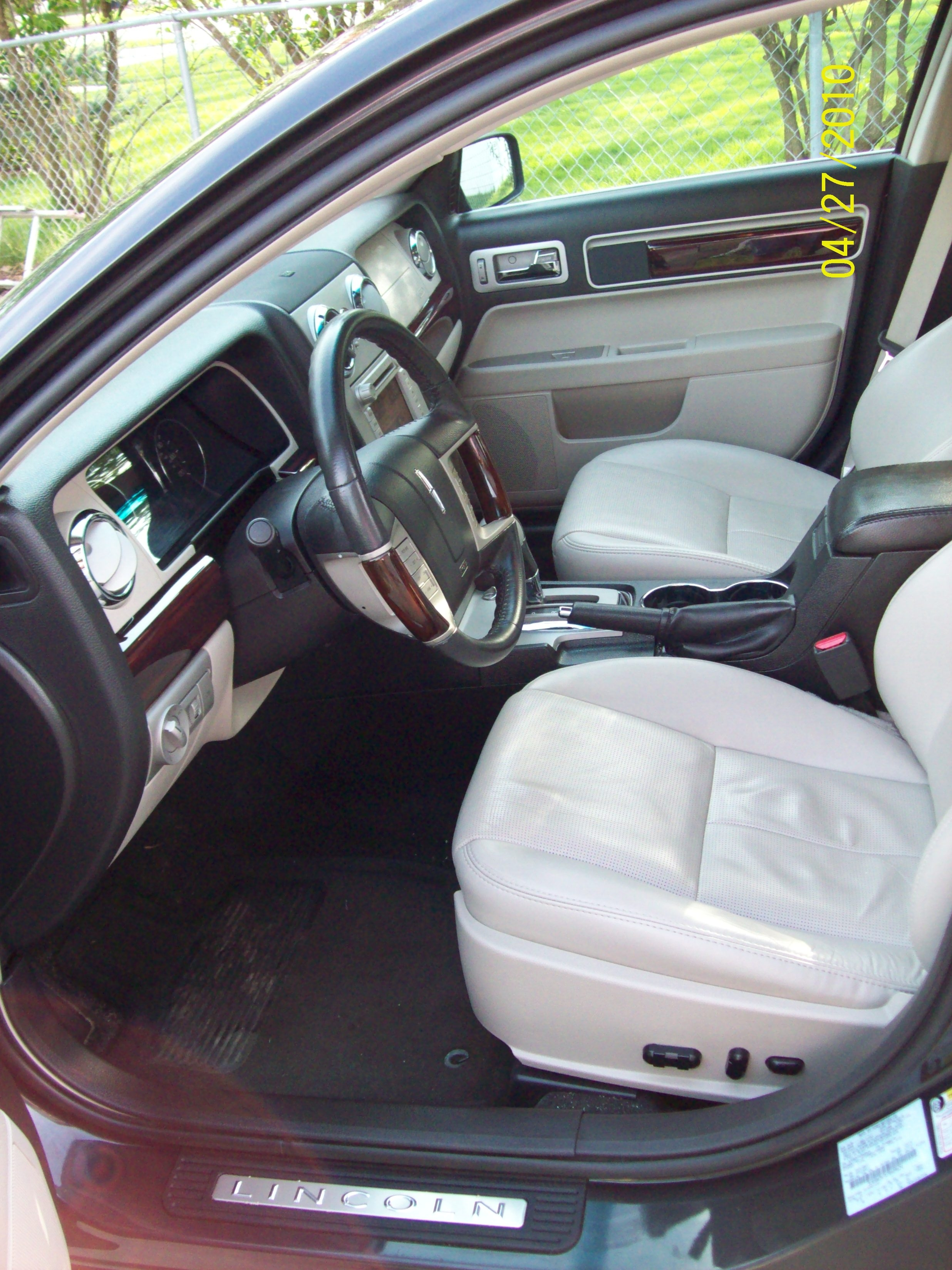 Another heathers04mali 2007 Lincoln MKZ post... - 14442195