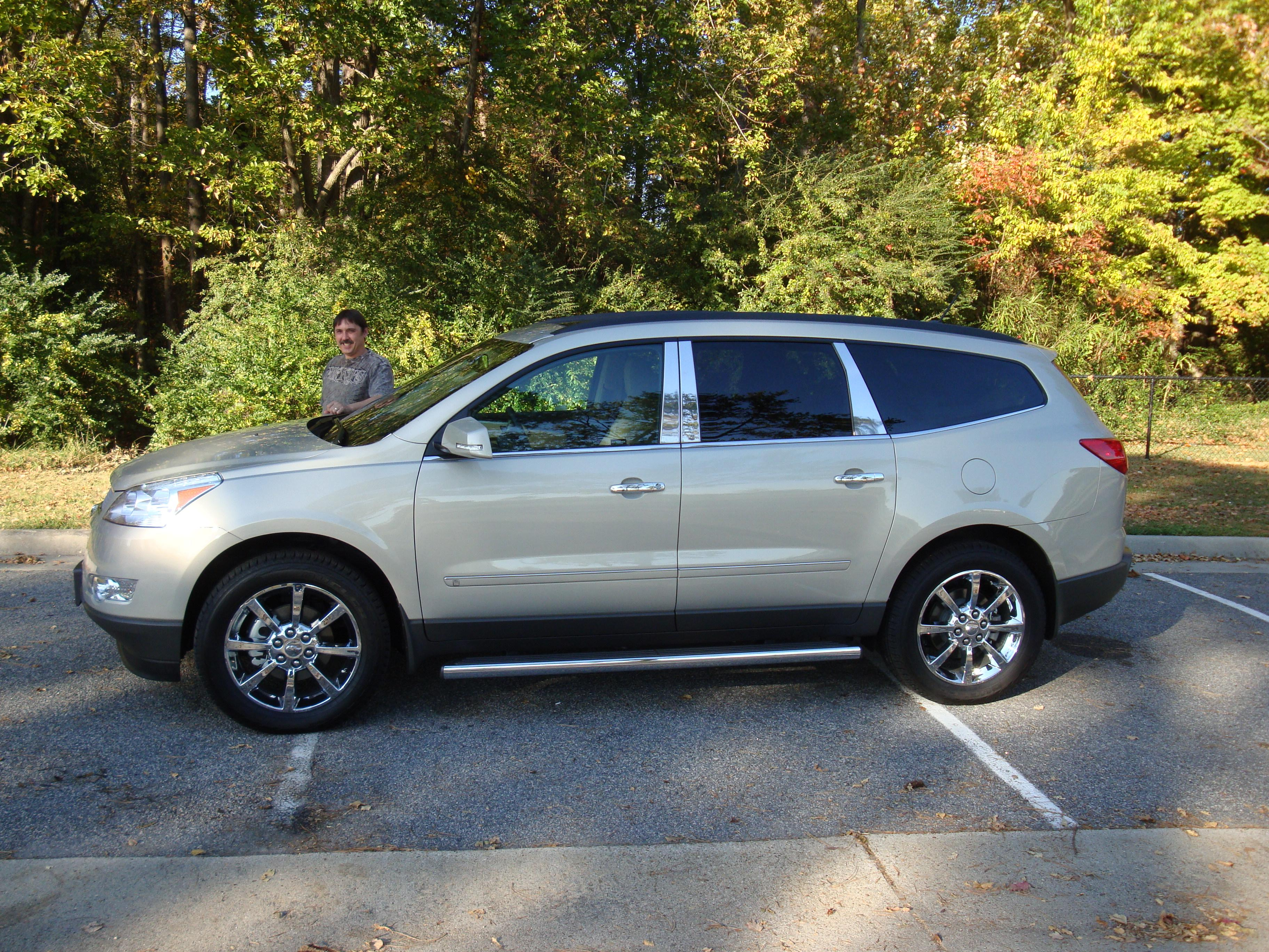 VB-02's 2010 Chevrolet Traverse