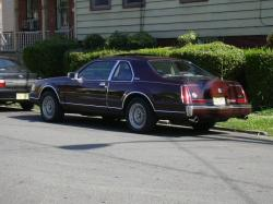 blkmail2000s 1988 Lincoln Mark VII