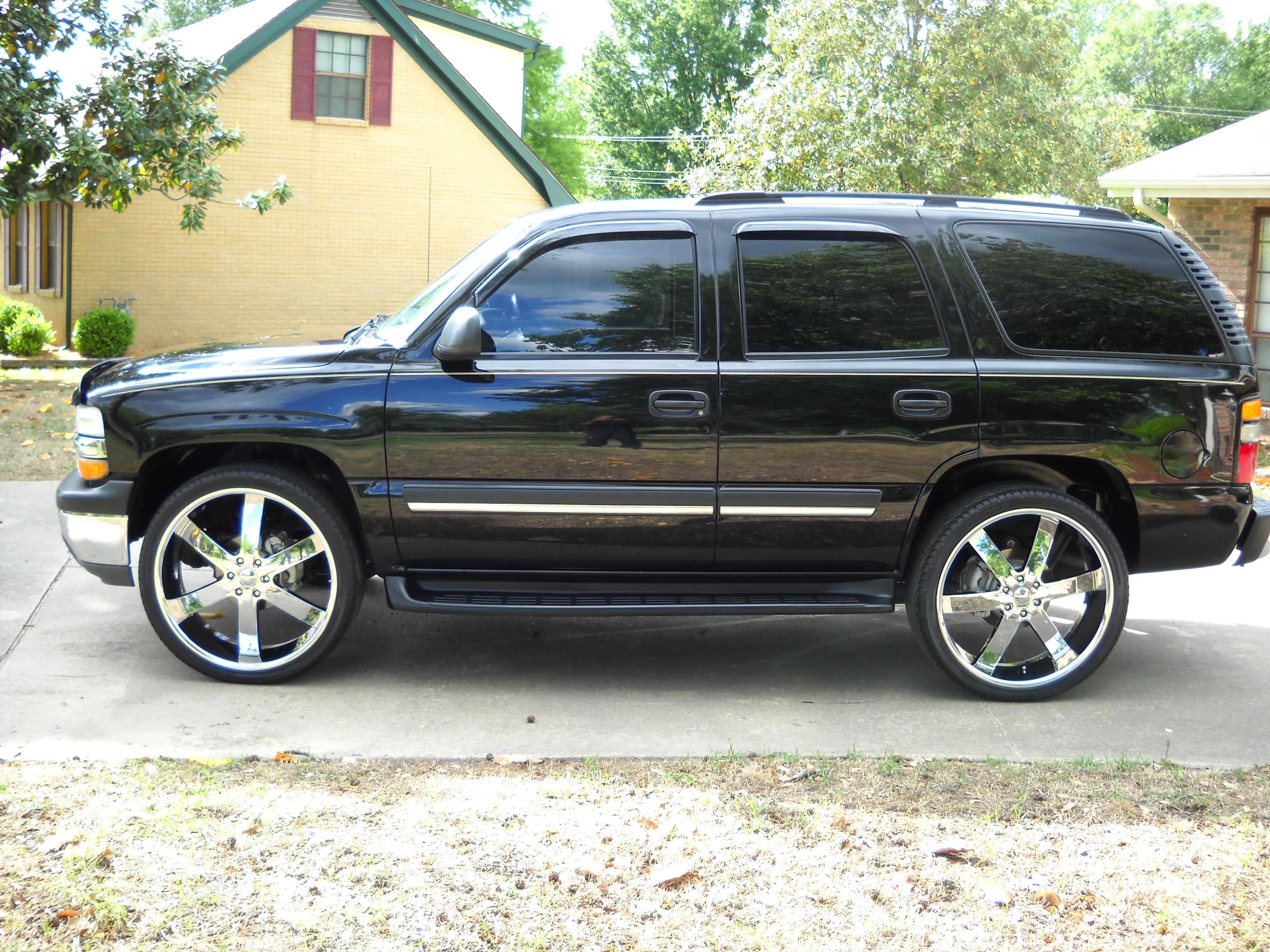 Redmon 2004 Chevrolet Tahoe Specs Photos Modification