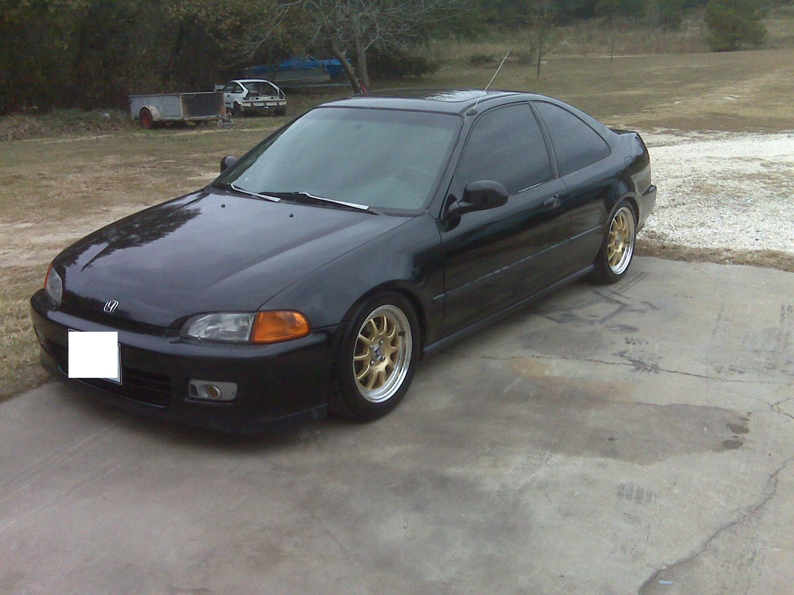 j390s 1995 honda civicex coupe 2d specs photos modification info at cardomain. Black Bedroom Furniture Sets. Home Design Ideas