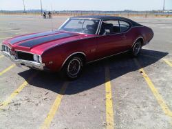 joncons 1969 Oldsmobile 442