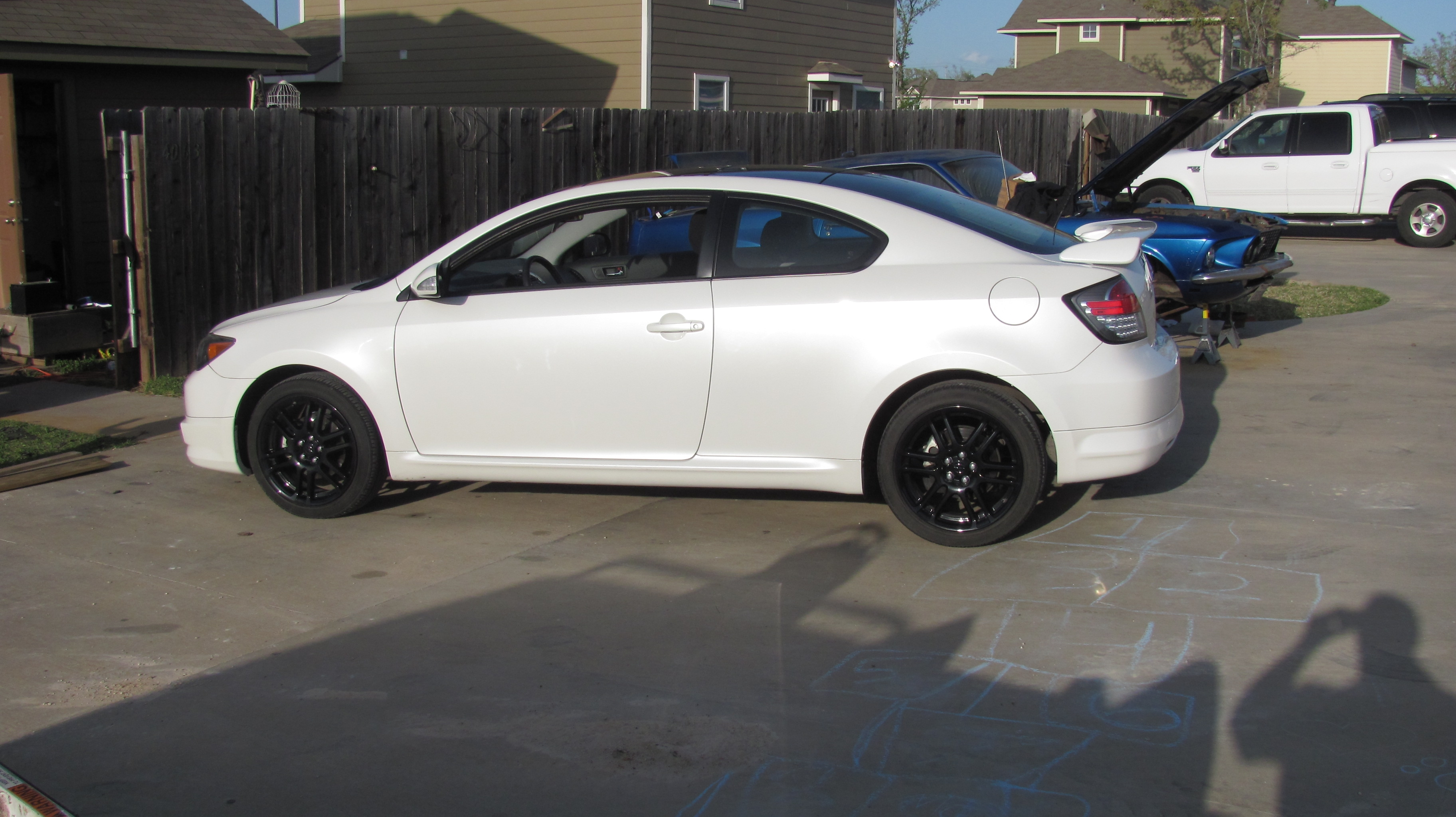 alfredobaca 2007 Scion TCSpec Hatchback Coupe 2D Specs, Photos ...