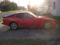 honakerds 1987 Porsche 944
