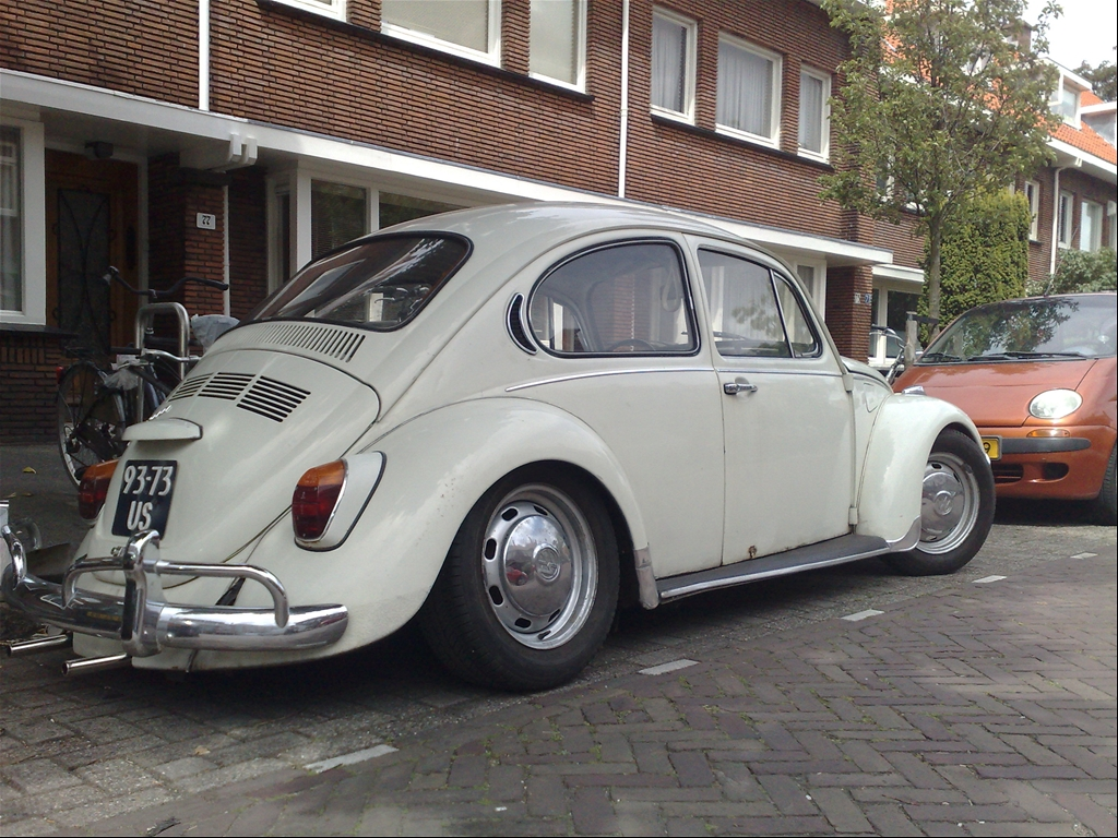1972 VW    Super       Beetle    for Sale