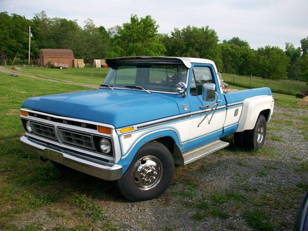 Mramc1 1977 Ford F250 Crew Cab Specs Photos Modification