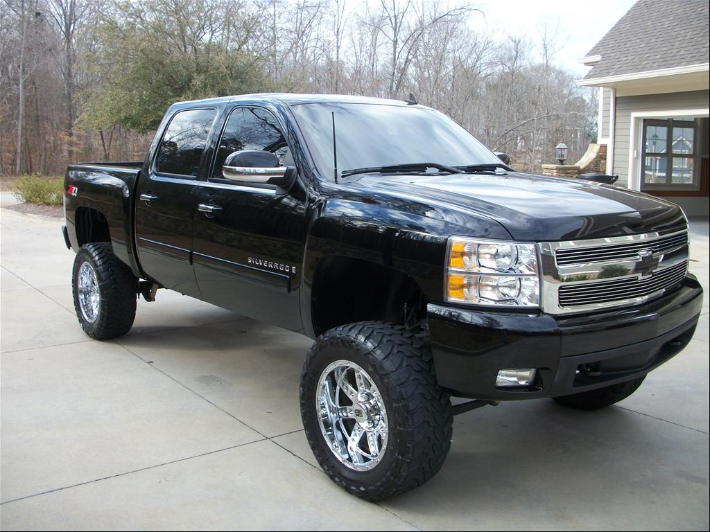 2008 chevy silverado 1500 lifted for sale. Black Bedroom Furniture Sets. Home Design Ideas