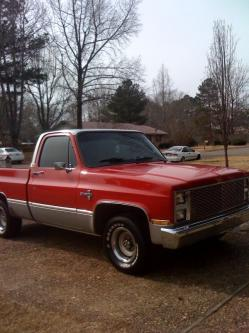 84chevyc10 1984 Chevrolet 1500 Extended Cab