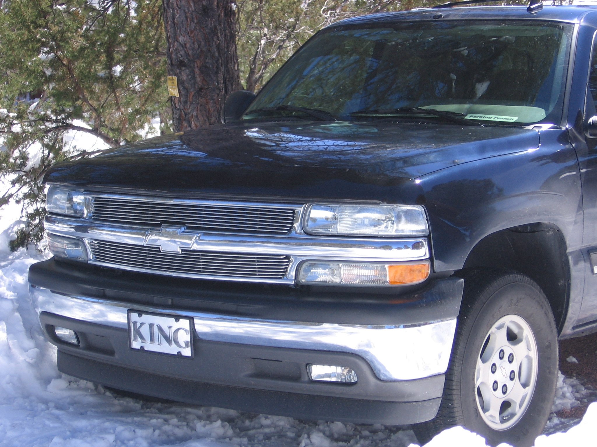 Another King29 2006 Chevrolet Tahoe post... - 14444724