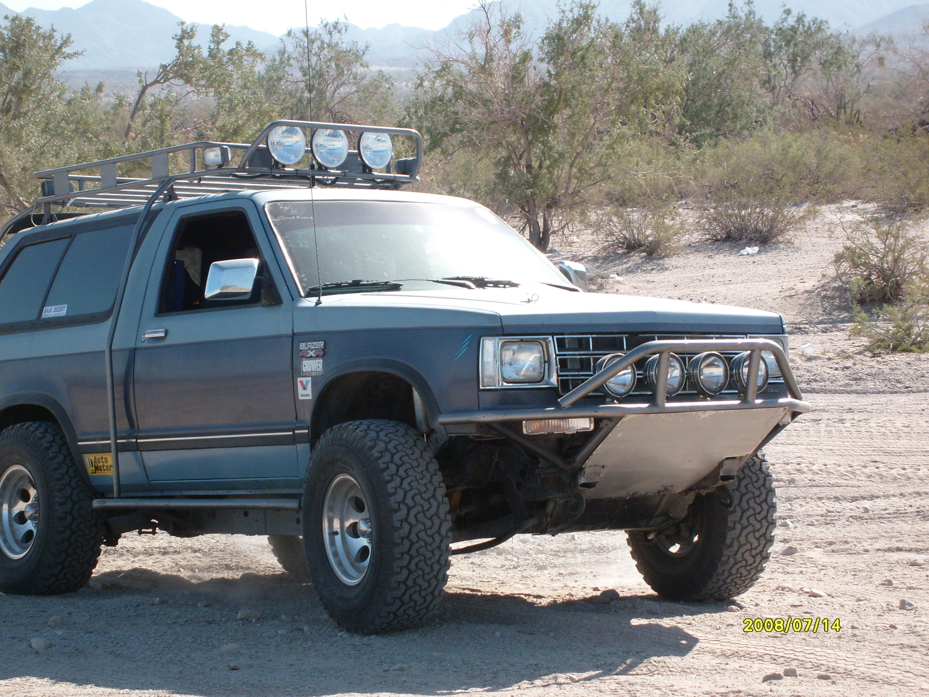 Jsyaudio 1986 Chevrolet S10 Blazer Specs Photos