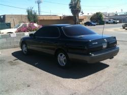 blacklex19s 1993 Lexus ES