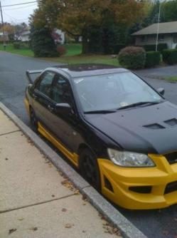 LancerYamil's 2002 Mitsubishi Lancer