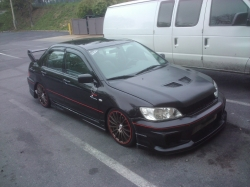 LancerYamils 2002 Mitsubishi Lancer