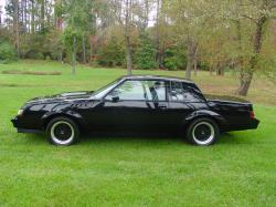 half-breed-niggas 1986 Buick Grand National
