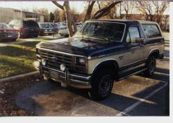 1986fords 1986 Ford Bronco
