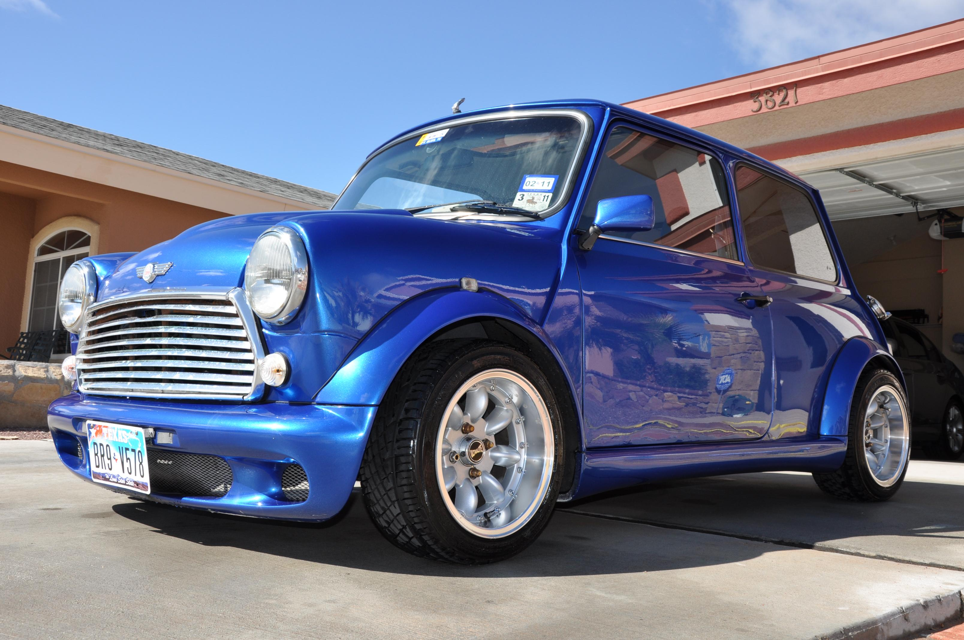 Another MOMORACER06 1980 MINI Cooper post... - 14447011