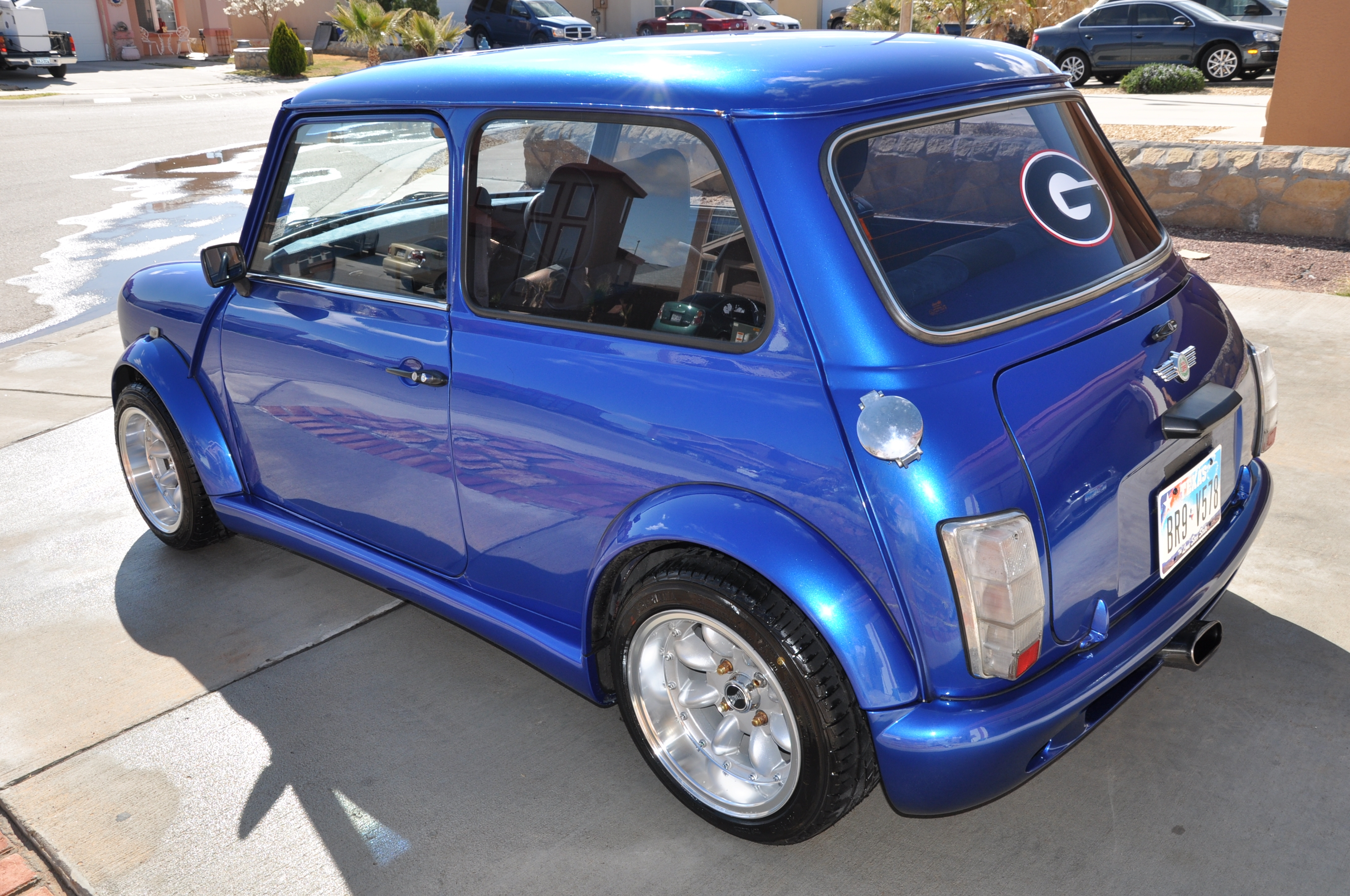 Another MOMORACER06 1980 MINI Cooper post... - 14447014