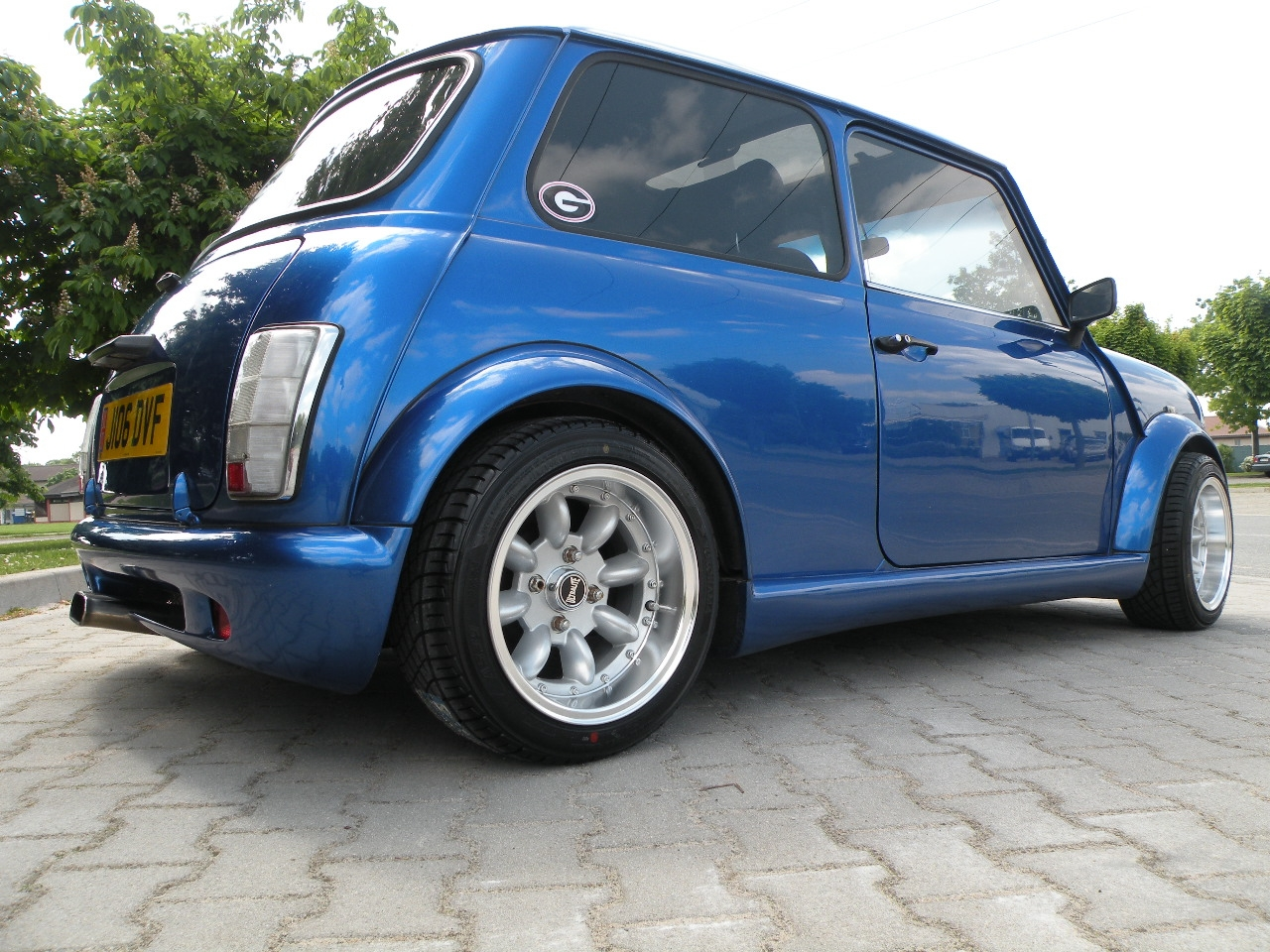 Another MOMORACER06 1980 MINI Cooper post... - 14447025