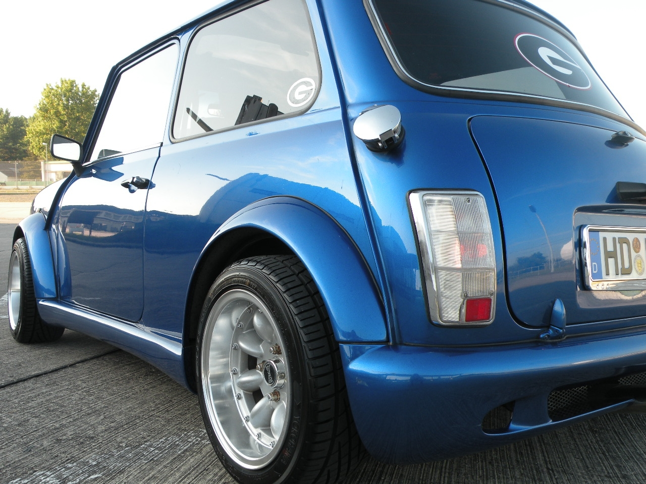 Another MOMORACER06 1980 MINI Cooper post... - 14447026