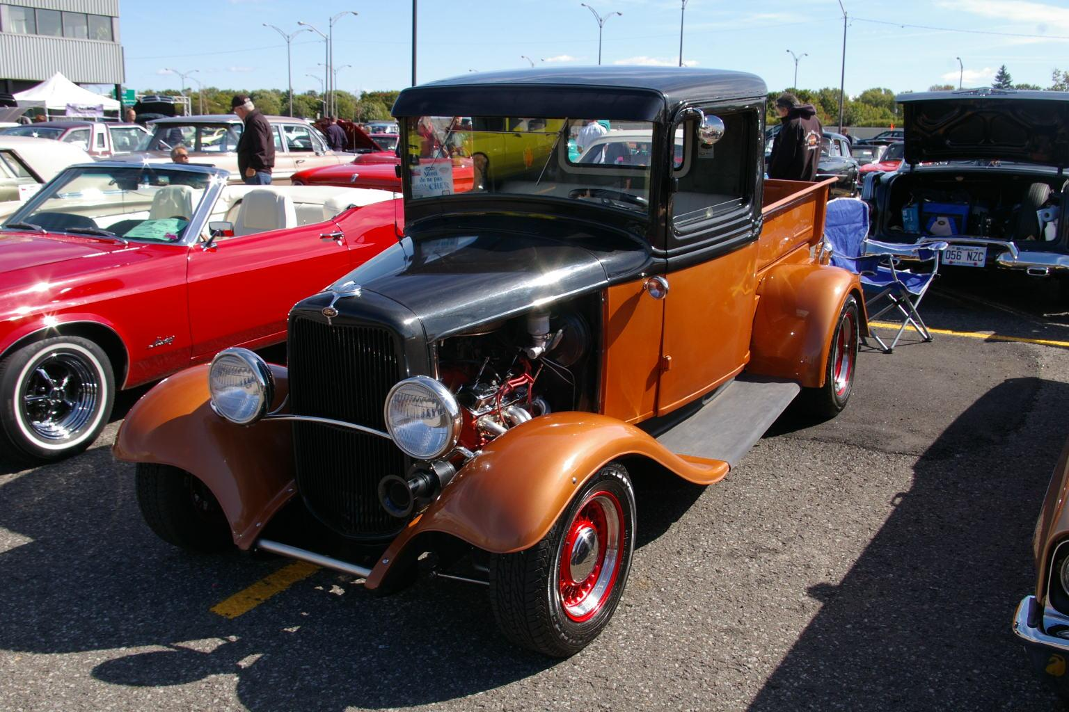 Another Charlenator 1932 Ford Model B post... - 14447539