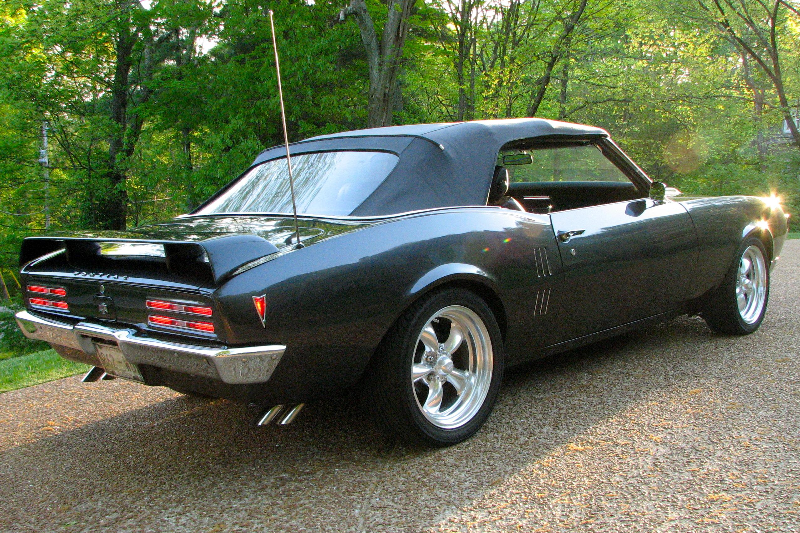 birdsboy  pontiac firebird specs  modification info  cardomain