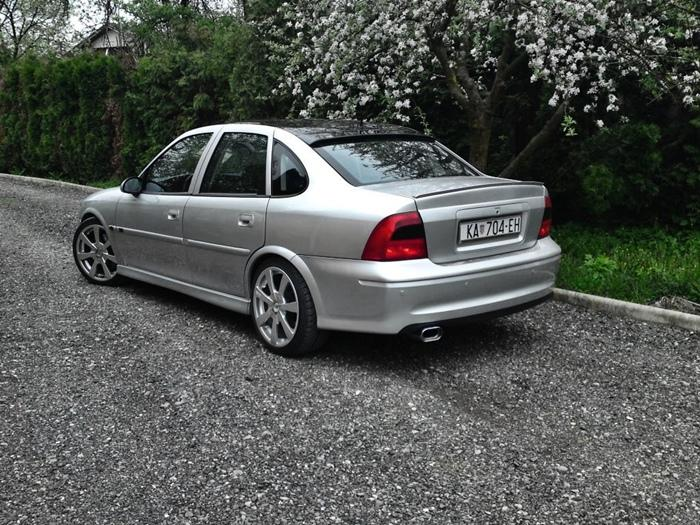 Vectra B Facelifting 1.6 16 v