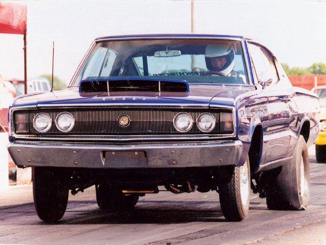 glasswolf 1966 Dodge Charger