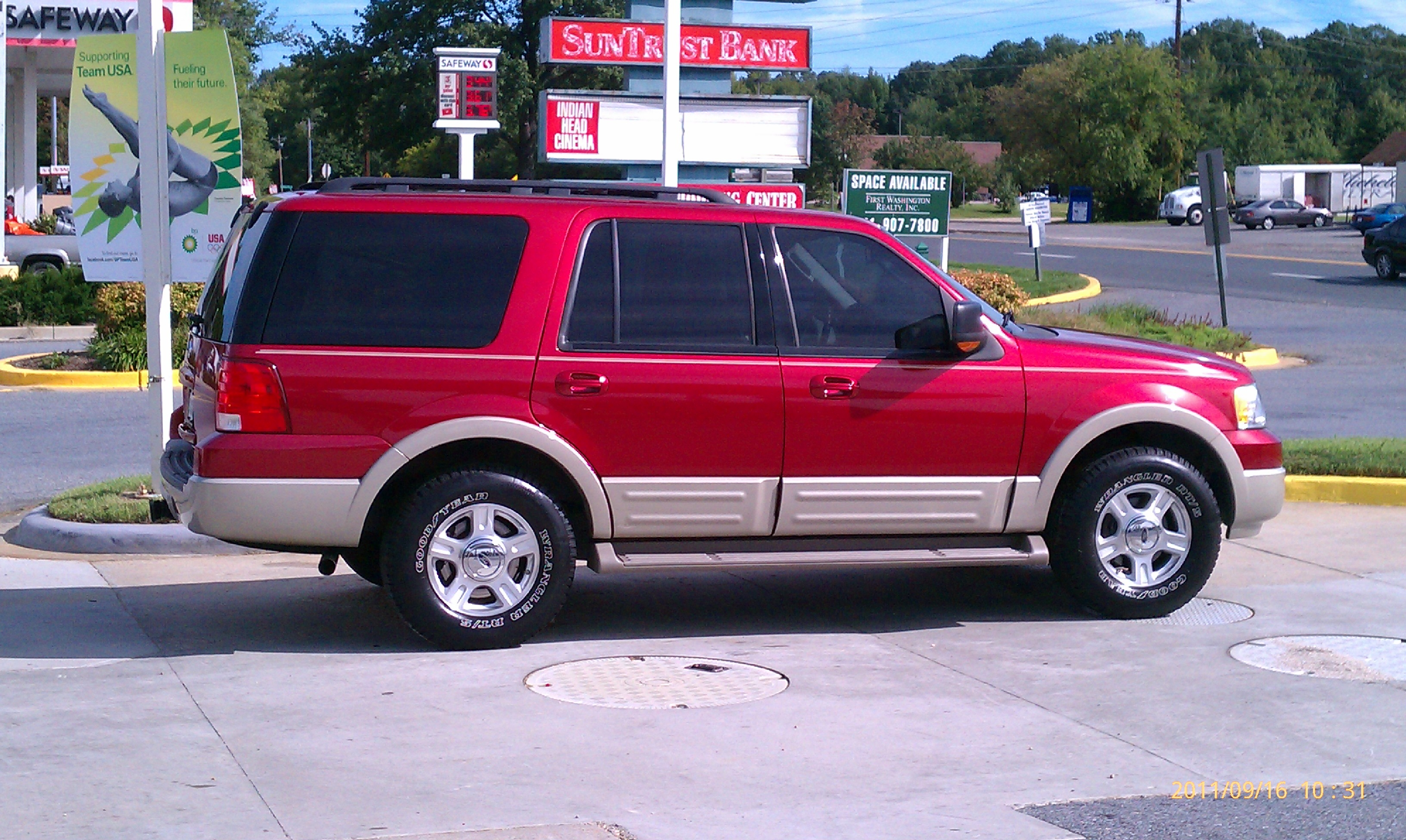 Another E500sleeper 2006 Ford Expedition post... - 14273510