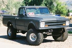 CHAPPYsteve 1969 Chevrolet 1500 Extended Cab