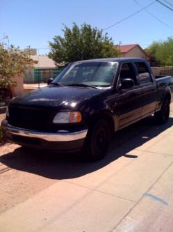 HerYariss 2003 Ford F150 SuperCrew Cab